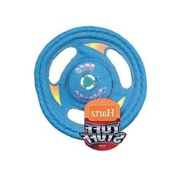 Hartz 00767 Tuff Stuff Dog Toys Flyer Assorted Colors