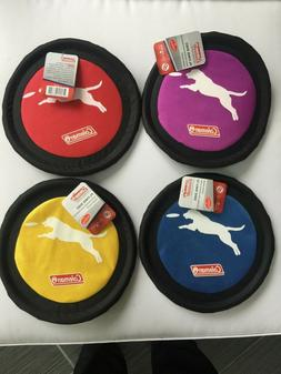 """COLEMAN 10"""" FLYING DISC Dog Toy Frisbee NEW with Tag and FRE"""