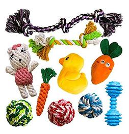 AMZpets 10 Most Popular Dog Toys for Small Dogs & Puppies. S