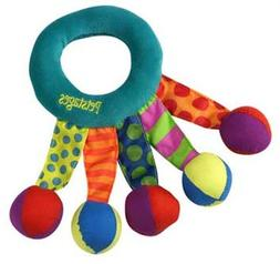 Petstages 146 Toss N' Shake Dog Fetch and Play Toy