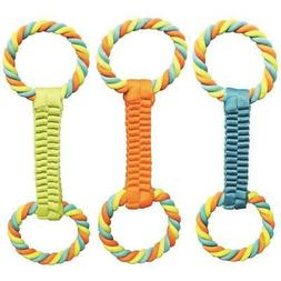 Boss Pet Products 1868108 Pet Toy Braided Tug 18 in. Nylon