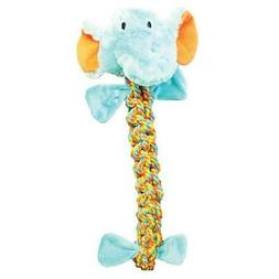 Boss Pet Products 1868215 Braided Large Rope Elephant Dog To