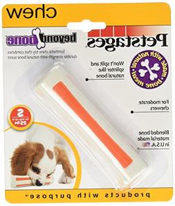 Petstages Beyond Bone for Dogs Chew Toys, Small