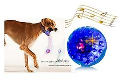 3 Led Balls Toys Light Up Play Funny Sounds, 3 Different Way