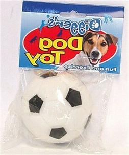 Warren Pet Products 51341 Ball 3soccer Vinyl Squeaky