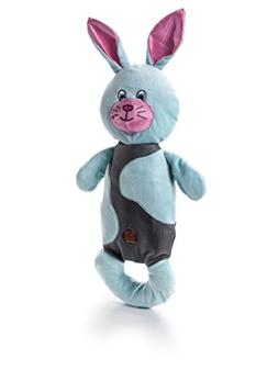 Charming 61383S Patches Small Bunny Plush Toy