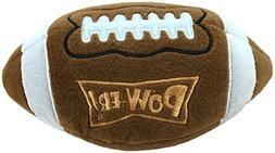 Lulubelles Power Plush Football Dog Toy - Small