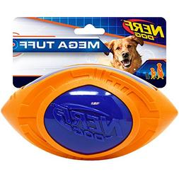 Nerf Dog 7 inch TPR/Foam MEGATON Football
