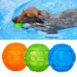 Aggressive Chew Toys for Large Dogs Indestructible Rubber Fl