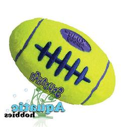 air kong squeaker football dog