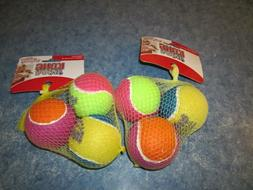 air squeaker birthday balls assorted