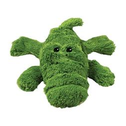 KONGA Plush Ali The Aligator Squeaker Dog Toy