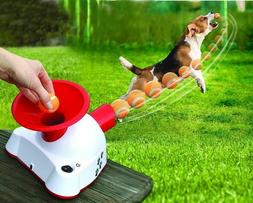 Paws & Pals Automatic Dog Ball Launcher Toy – Interactive