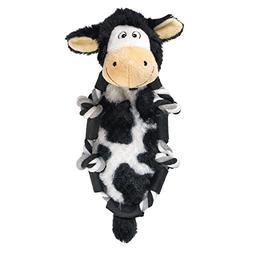 KONG Barnyard Knots Cow, Small