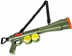 New BazooK-9 Dog Tennis Ball Toy Launcher for Pet Training T