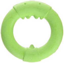 JW Pet Company Big Mouth Ring Single Dog Toy, Small