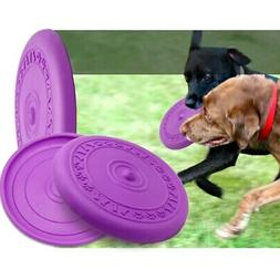 Bite-Resistant Pet Toy Dog Flying Soft Disc Outdoor Pet Puzz