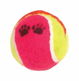 """BOSS PET PRODUCTS INC TENNIS BALL DOG TOY 2.5"""""""