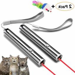 Cat Toys Wand,Interactive Light Toy for Cats and Dogs|Free D