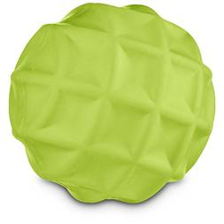 "Leaps & Bounds Chomp and Chew Noisemaker Ball Dog Toy, 3"", X"