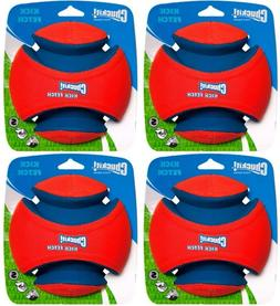 Chuckit Kick Fetch Toy Ball for Dogs, Small 4pk