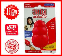 KONG - Classic Dog Toy - Durable Natural Rubber, Medium - FR