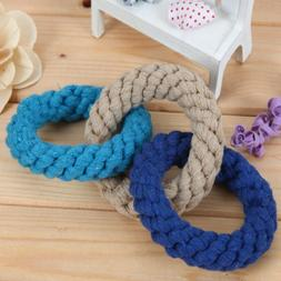 Cotton <font><b>Dog</b></font> <font><b>Rope</b></font> Weav