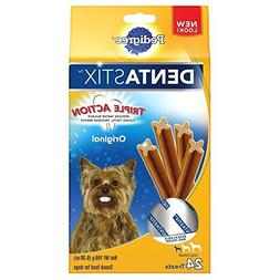 Pedigree Dentastix 24 Mini Treats Small/Toy Dogs  6oz Packag
