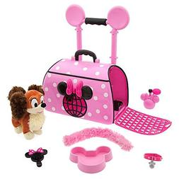 Disney Mickey Mouse Minnie Mouse Popstar Pet Carrier Set