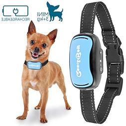 GoodBoy Small Dog Bark Collar for Tiny to Medium Dogs Rechar