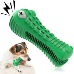 Tail Vibe Dog Chew Toy for Medium & Large Dogs - 2-in-1 Dura