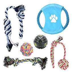 Dog Chew Toys - Puppy Teething Toys - Dog Toy Set - Puppy To