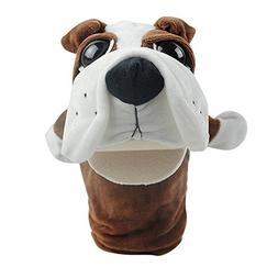 Baidecor Dog Hand Puppets Toys for Kids