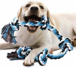 Dog Rope Toy for Aggressive Chewers - Medium to Large Breed