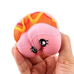 Yalasga Hot Dog Scented Silly Squishy Slow Rising Squeeze St