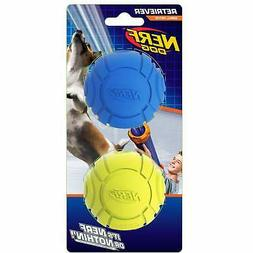 Nerf Dog Sonic Ball Pack of 2, Small