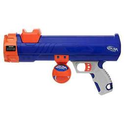 Nerf Dog Tennis Ball Blaster with 1 Blaster Reload, Medium
