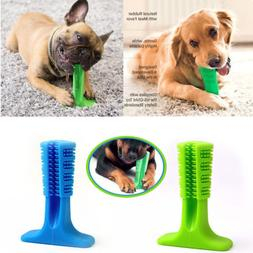 Dog Toothbrush Brushing Stick Teeth Cleaning Chew Toy For Do