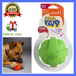 Dog Toy Bacon Scented Interactive Ball, Pet Toys Durable, Co