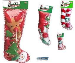 Dog Toy Christmas Stocking Filled Toys Ethical Pet Holiday