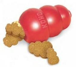 "Dog Toy Kong Classic Red For Dogs Medium "" Worlds Best Dog C"