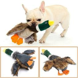 For Dog Toy Play Funny Pet Puppy Chew Squeaker Squeaky Plush