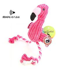 HEE PARK Dog Toys, Interactive Dog Squeaky Toys for Small La