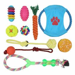 Dog Toys Ball Lot Gift Set Pet Supplies, Variety of Assorted