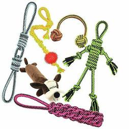dog toys gift set puppy