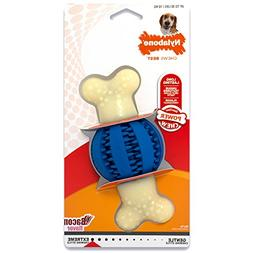 Nylabone Double Action Dental Chew Rnd Ball