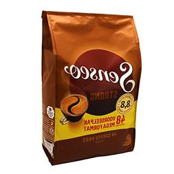 Douwe Egberts, Senseo, Strong Roast, 48 Pods/Pads, Full and