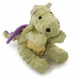 goDog Dragon With Chew Guard Technology Tough Plush Dog Toy,