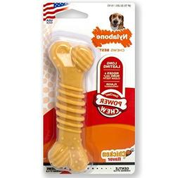 Nylabone Dura Chew Power Chew Textured Bone, Medium Dog Chew