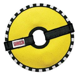 fire hose ballistic ring toy